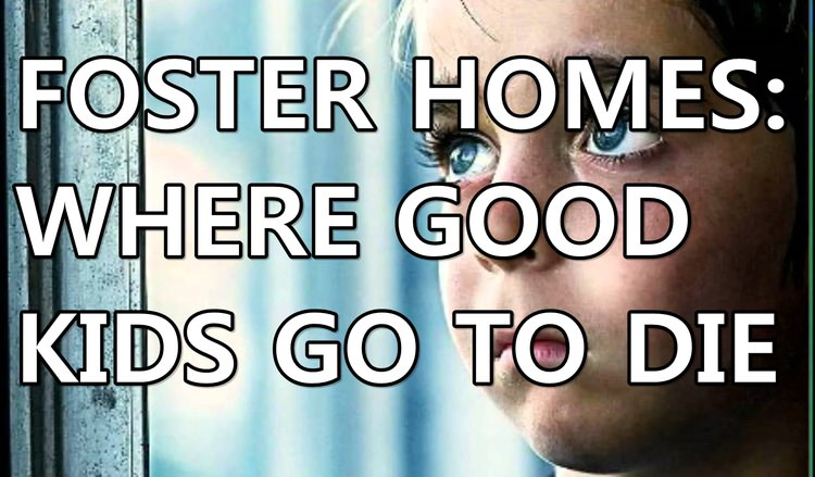 U.S. Foster Homes: Where Good Kids Go To Die